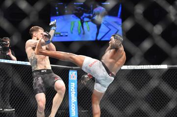 MMA: UFC Fight Night-Utica- Harris vs Spitz