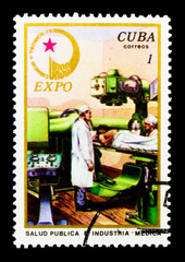 Medicine, EXPO '76 - Technical Sciences of the USSR serie, circa 1976