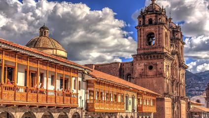 Wall Mural - Cuzco, Peru
