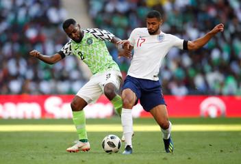International Friendly - England vs Nigeria