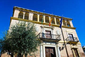 Palacio del Marques de Beniel, Velez-Malaga, Andalusia, Spain