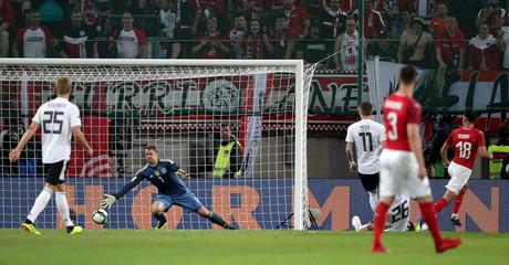 International Friendly - Austria vs Germany