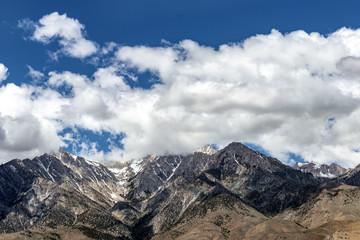 Sierra Clouds 3