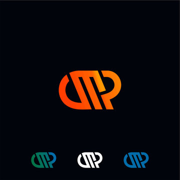 amp logo design