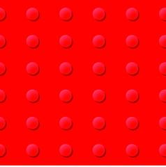 Building blocks seamless pattern illustration vector