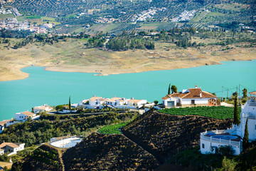La Viñuela, Andalusia, Spain