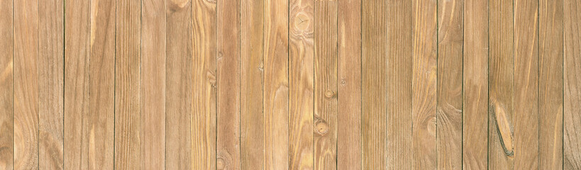 Vintage wooden background, shabby wood texture. Widescreen panoramic view