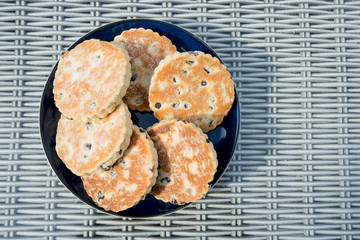 Welsh Cakes - also known as Bakestones