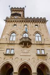 castle in san marino