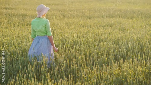organic farming concept Young farmer isolated on the white background sporty concept illustrated by studio of asian child in sweater isolated on white background.