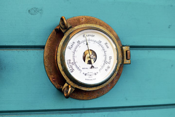 Weather dial