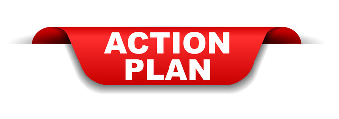 red banner action plan