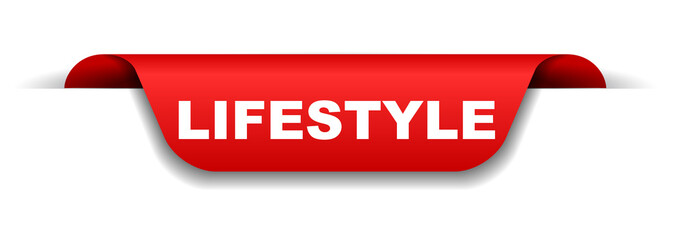 red banner lifestyle