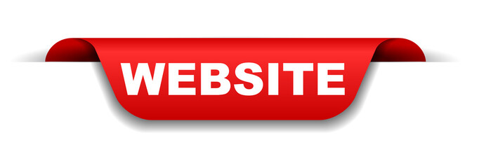 red banner website