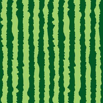 Watermelon stripes seamless background