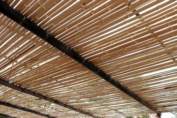 RoofproximityImagemadeofbamboo.