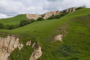 Canvas Prints Hill Hills