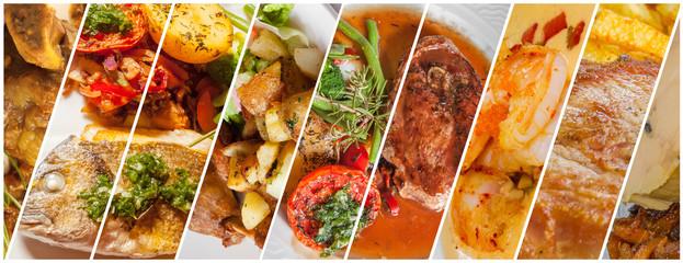 plats cuisinés à la française