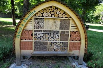 Hotel à abeilles