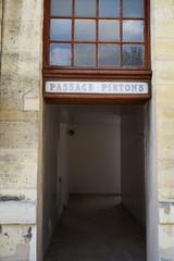 Passage piétons
