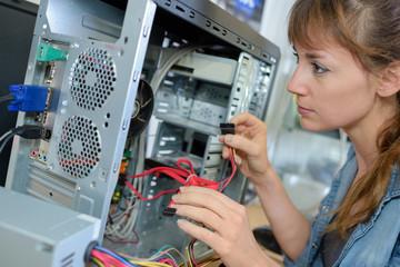 knowledge on computer hardware