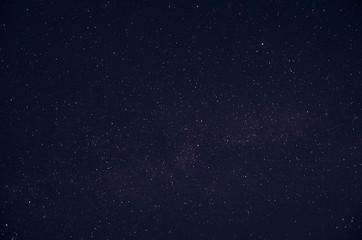 Keuken foto achterwand Nacht Starry sky
