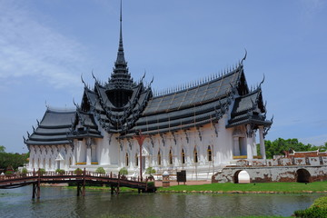 Beautiful old temple