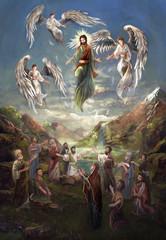 Ascension of Jesus Chris