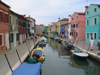 Burano Island - Veneto - Italy