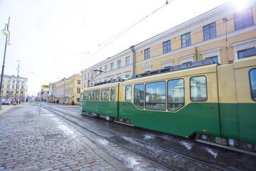 ヘルシンキ 街並み