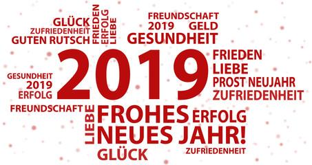 Neujahrsgrus 2019