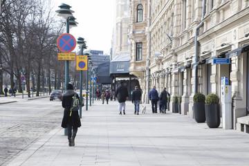 フィンランド ヘルシンキ 街並み