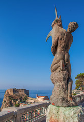 Laying just in front of Sicily, Scilla is one of the most beautyful seaside villages of Italy. The village of Chianalea, Castello Ruffo, the golden sand and blue water, make Scilla a jewel