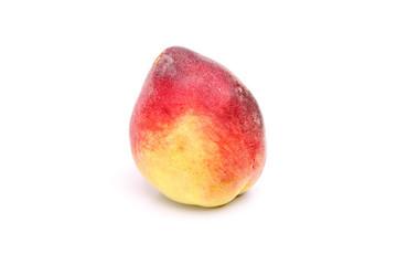 One mature hairy peach