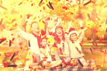 familie fans deutschland