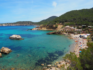 Ibiza - Cala Xarraca, Portinatx