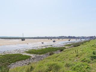 The estuary at Wells-next-the-Sea.