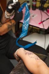 dettagli al tattoo studio