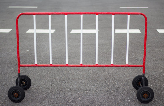 Barrier Gate for security in car park.