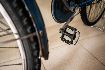 Old Bicycle pedal