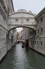 Fototapeta Wenecja, Most Westchnień obraz