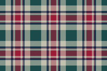 Abstract check plaid diagonal seamless fabric texture