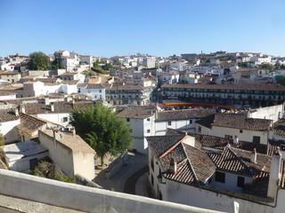 Chinchon, pueblo con encanto de Madrid (España)