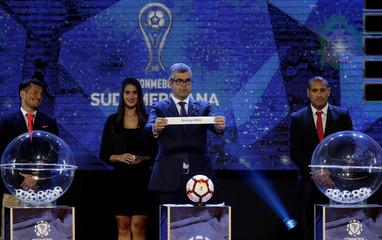 Soccer Football - 2018 Copa Libertadores and Copa Sudamericana Draw