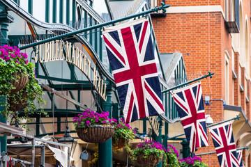 Jubilee Market at Covent Garden Market in London, U.K.