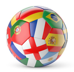 Ballon de football vectoriel 15
