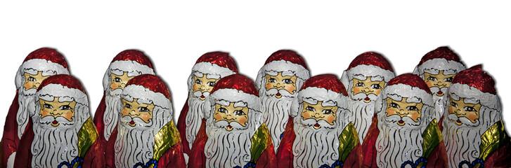 Weihnachtsmänner 6