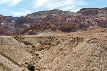 Qumran caves, Holy Land, Israel