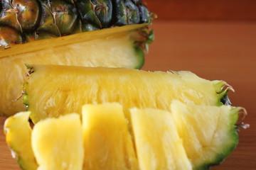 fresh fruit pineapple