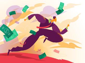 Rincorsa al successo economico